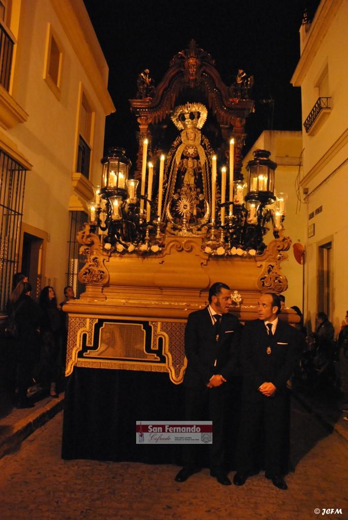María Santísima de los Dolores (Servitas).