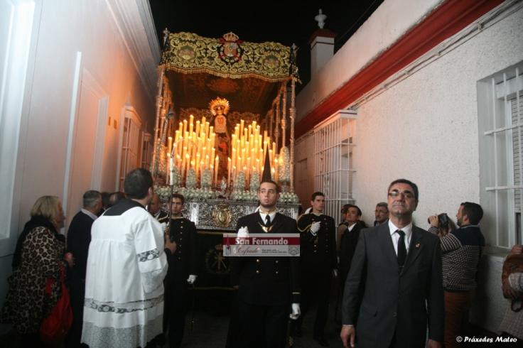 María Santísima de la Esperanza.